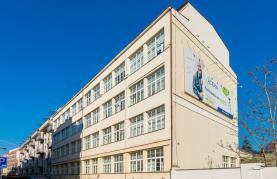 Pronájem, kancelářský prostor, 124 m2, Praha - 8 Libeň