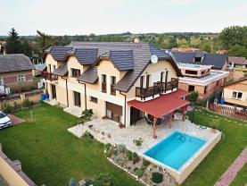 Prodej, Rodinný dům 2+kk a 4+1, 294 m2 Mělník
