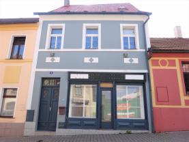 Pronájem, obchodní prostory, 25 m2, Kladno, Dr. Vrbenského