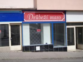 Pronájem, obchodní prostor, 40 m2, Kladno, ul. I. Olbrachta