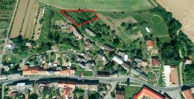 Prodej, zahrada, 800 m2, Zdounky-Nětčice