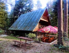 Prodej, chata, Starý Petřín - Jazovice
