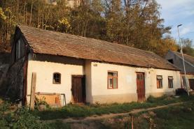 Prodej, rodinný dům, 1+1, Týnec nad Labem, ul. Pobřežní