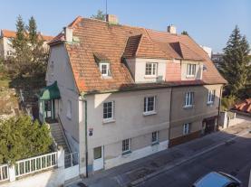 Prodej, rodinný dům 7+2, Praha - Radlice