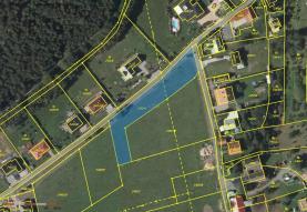 Prodej, pozemek, 2113 m2, Odry
