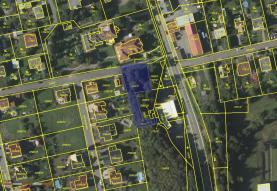 Prodej, pozemek, 1439 m2, Odry