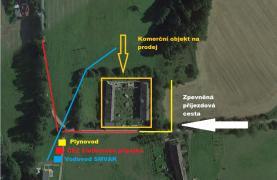 Prodej, historický objekt, 3300 m2, Jakubčovice nad Odrou
