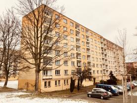 Prodej, byt 2+1, 53 m2, OV, Kadaň, ul. Chomutovská