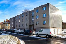 Prodej, byt 2+1, 62 m2, Planá, ul. Smetanova
