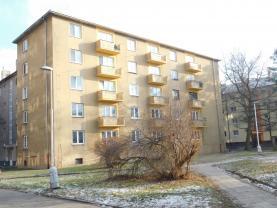 Pronájem, byt 2+1, Kladno, ul. Helsinská