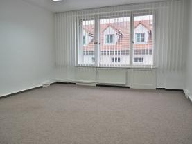 Pronájem, kancelářské prostory, 33 m2, Praha, ul. Vodičkova