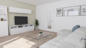 Prodej, byt 3+1, 79 m2, Kokašice