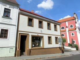 Prodej, rodinný dům, 235 m2, Klášterec n/O., ul. Chomutovská