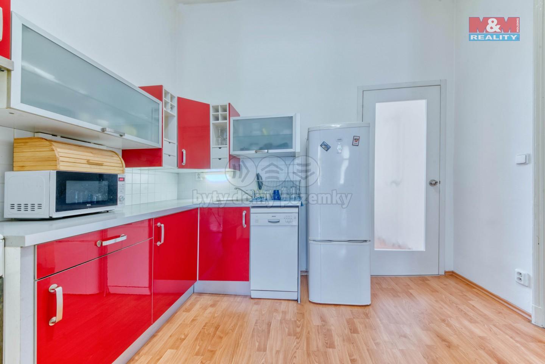 Pronájem bytu 2+kk, Praha 2 - Nové Město, ul. Rumunská