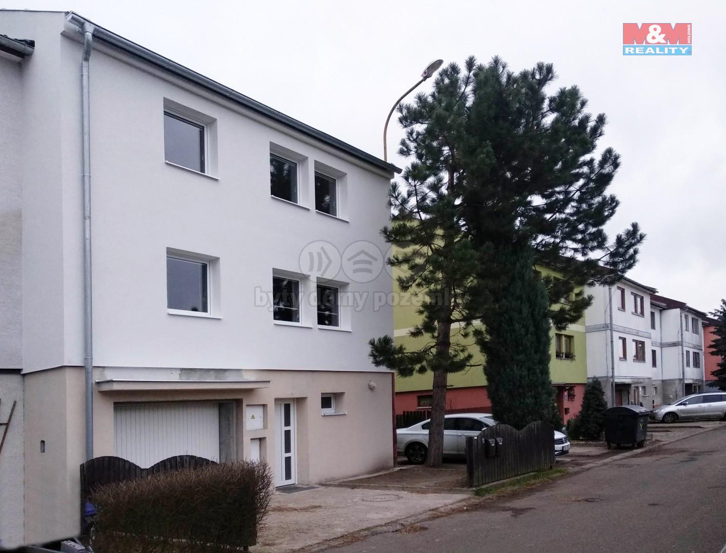 Pronájem bytu 3+kk, Ústí nad Labem, ul. Na Hřebence