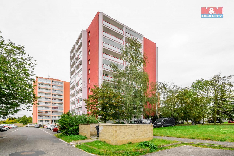 Prodej, byt 1+kk, Kladno, ul. Benešovská