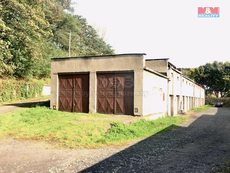 Prodej garáže, 36 m², Ostrava, ul. Pod Výtahem