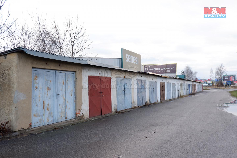 Prodej garáže, 19 m², České Budějovice