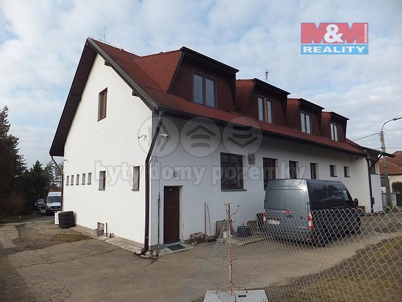 Prodej rodinného domu, 605 m2, Rabyně — Blaženice
