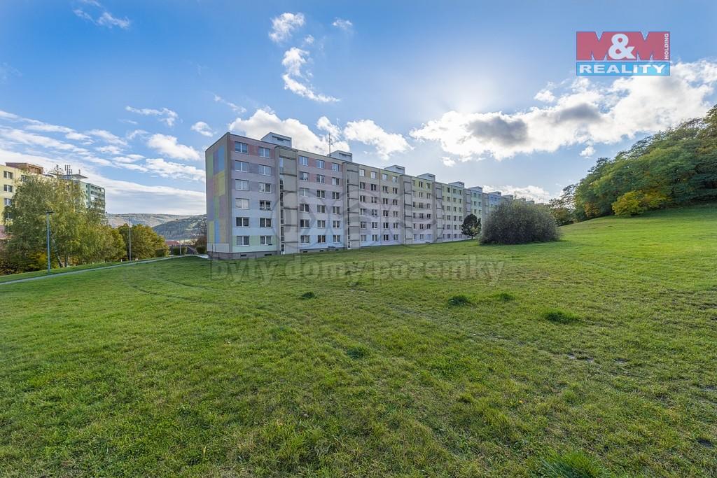 Prodej bytu 2+1, 52 m2, Klášterec nad Ohří, ul. Na Vyhlídce