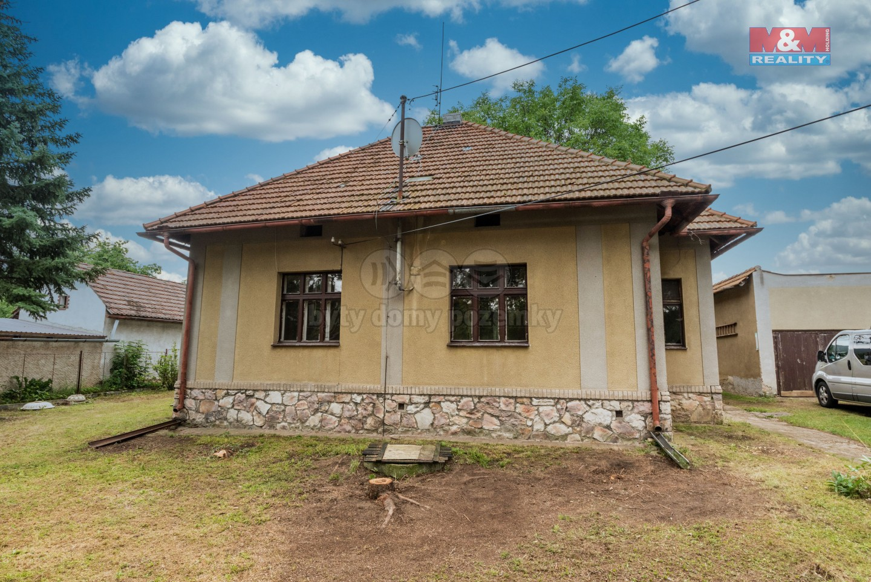 Prodej, rodinný dům, 1728 m2, Osov