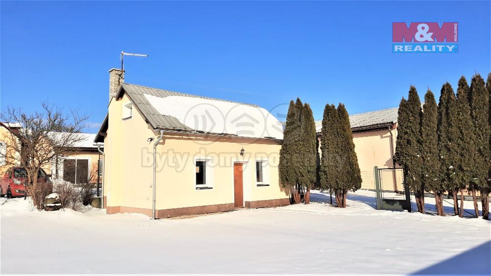 Pronájem obchod a služby, 58 m², + 350 m² man. pl., St. Role