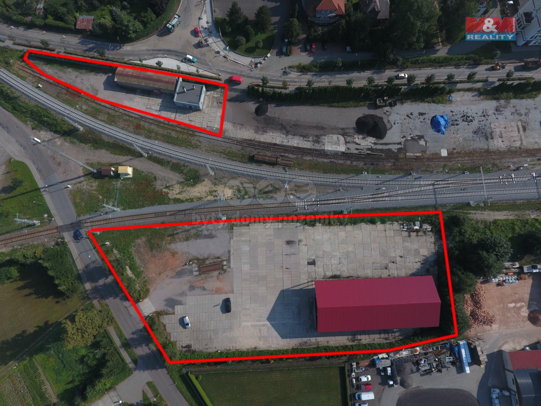 Pronájem skladu, 5680 m², Letohrad, ul. Tyršova