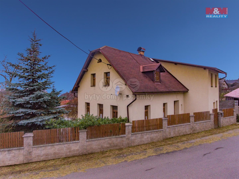 Prodej rodinného domu, 362 m², Železný Brod - Jirkov