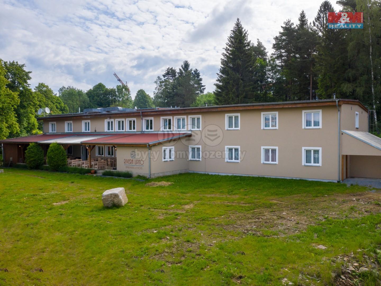 Prodej hotelu, 3303 m², Lipno nad Vltavou