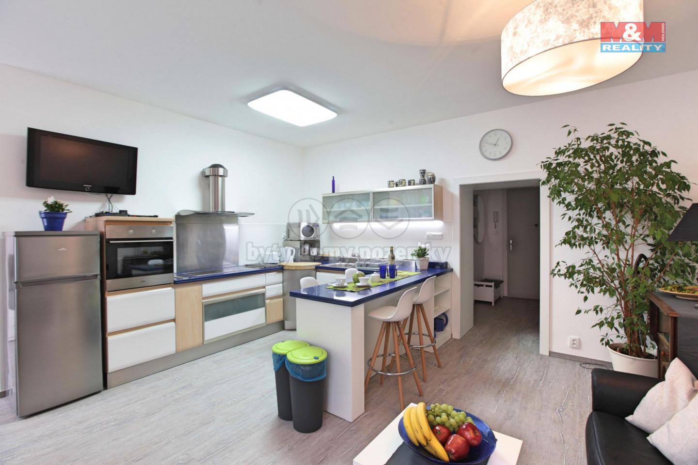 Pronájem bytu 2+kk, 54 m², Praha, ul. Slovinská