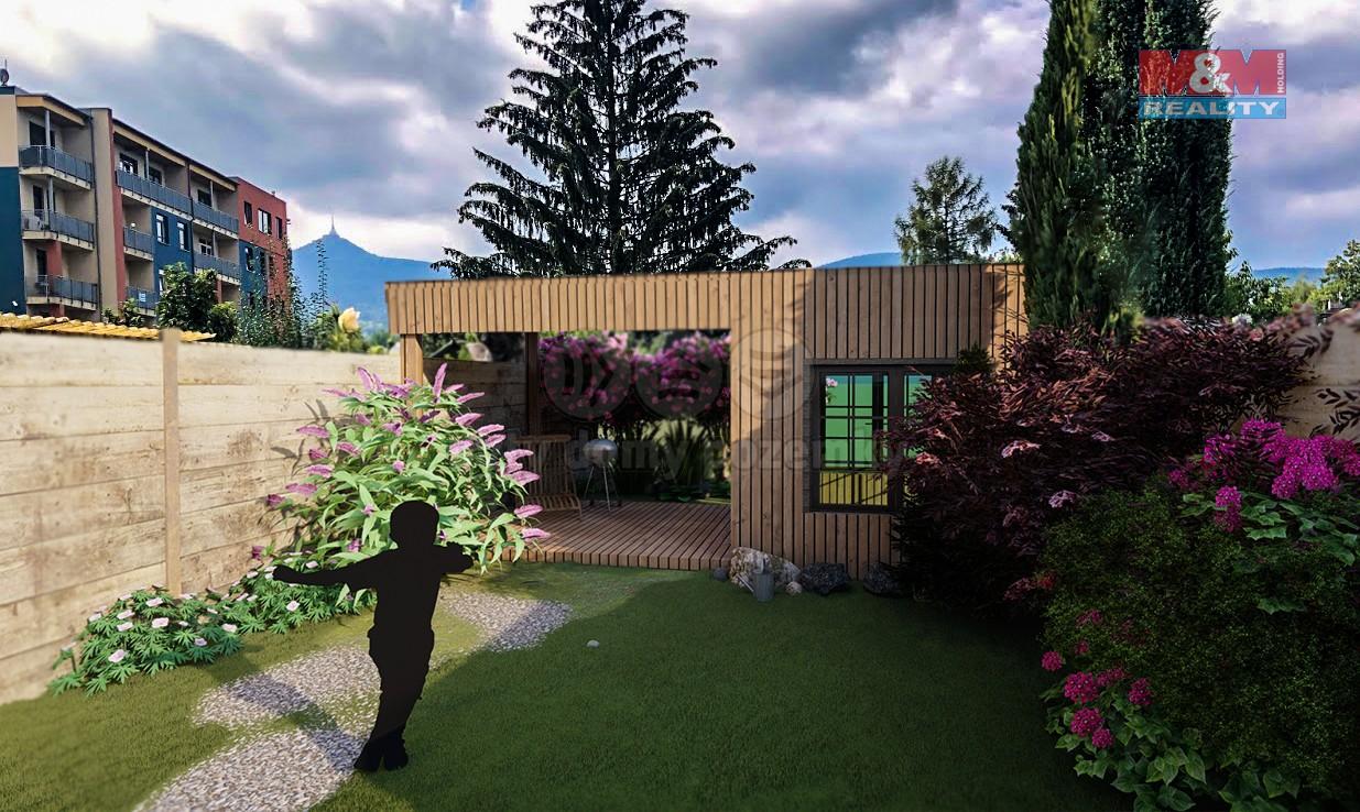 Prodej zahrady, 228 m², Liberec, ul. Domažlická