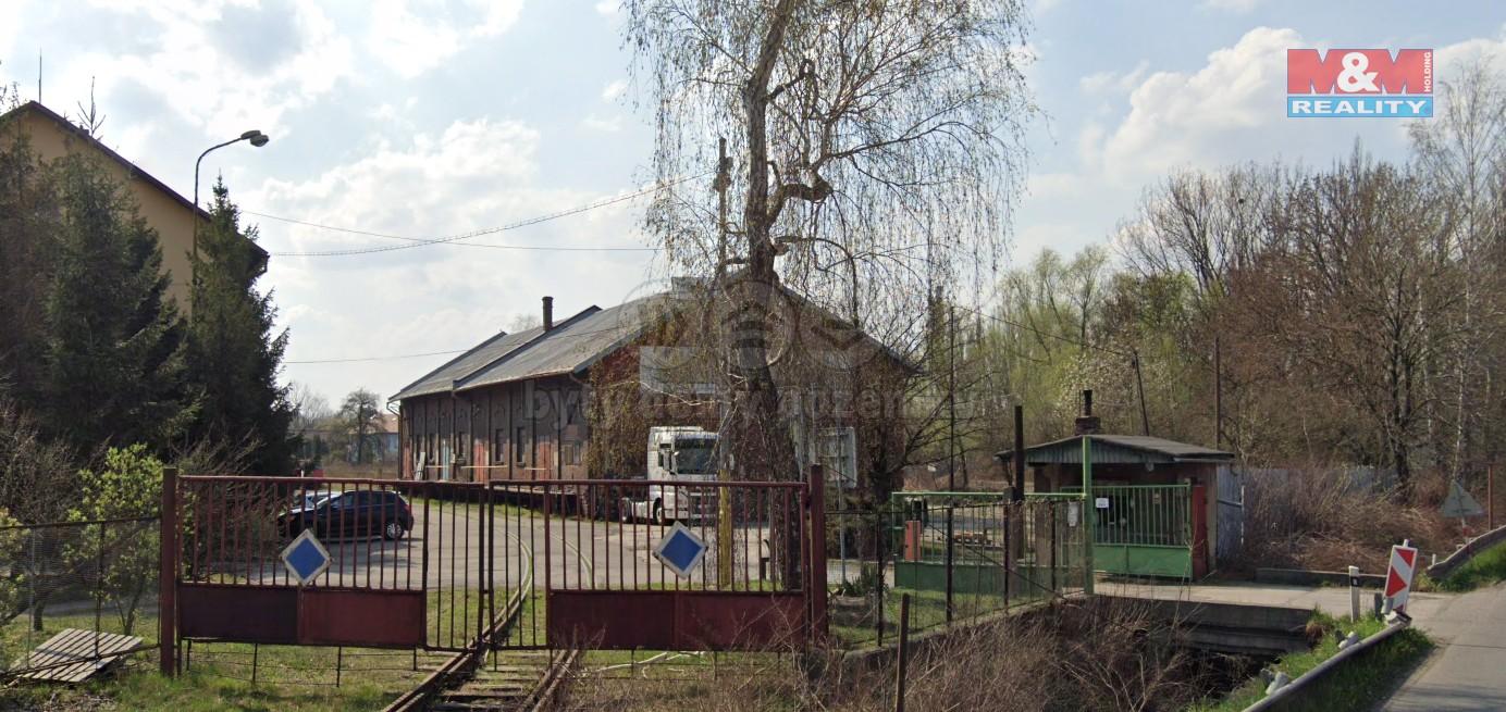 Pronájem, výrobní objekt, Bohumín, ul. Lidická