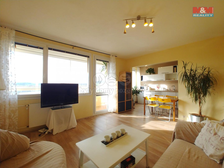 Prodej bytu 3+kk, 68 m², Brno, ul. Oderská