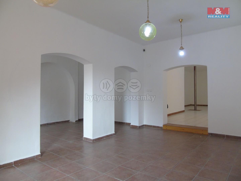 Pronájem, obchod a služby, 140 m², Horažďovice