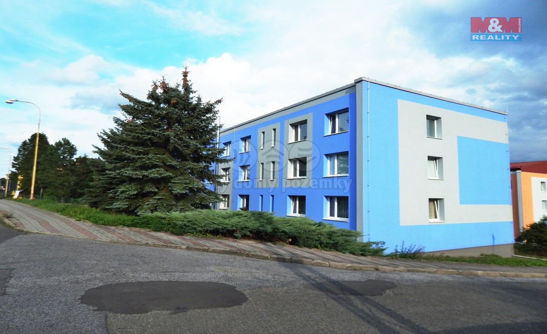 Pronájem bytu 1+1, 36 m², Jablonné v Podještědí