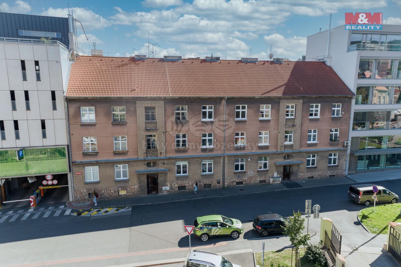 Prodej, byt 1+1, 61 m2, Beroun, ul. Hrnčířská