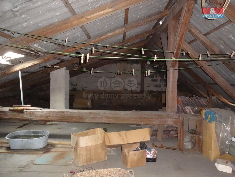 Prodej, rodinný dům, 405 m², Nepomuk, ul. Husova