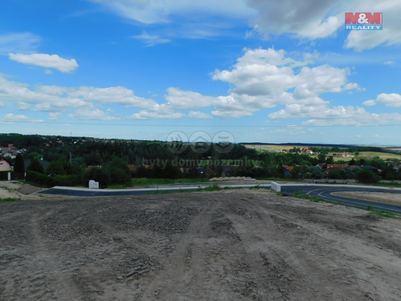 Prodej, pozemek k bydlení, 1.075 m2, Libušín