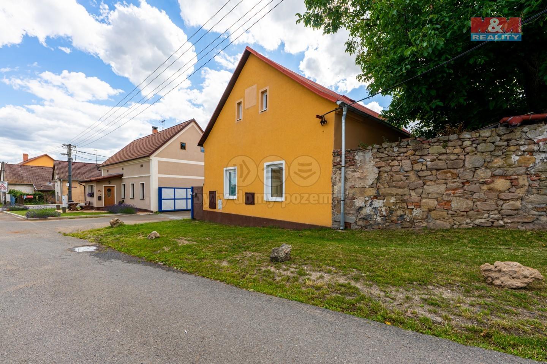 Prodej, rodinný dům, 312 m², Úherce, ul. Náves