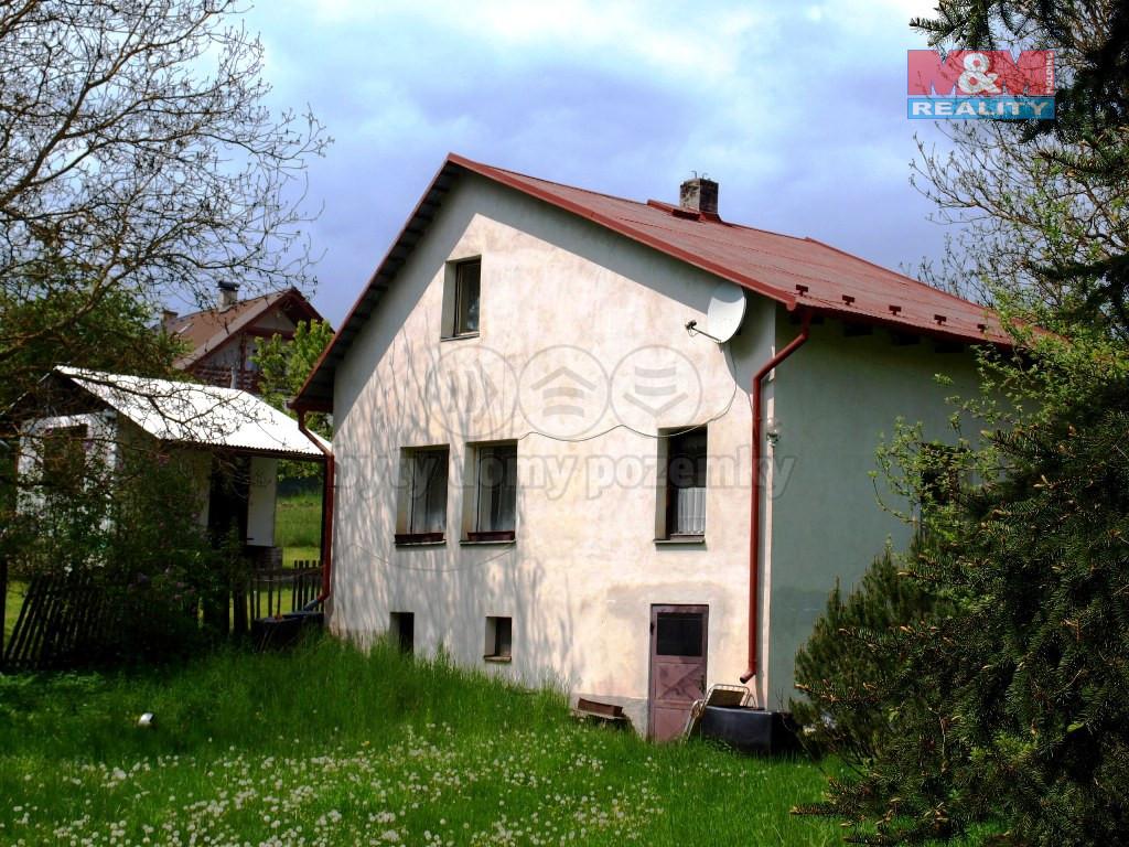 Prodej, rodinný dům, 90 m2, Vranovice u Břas