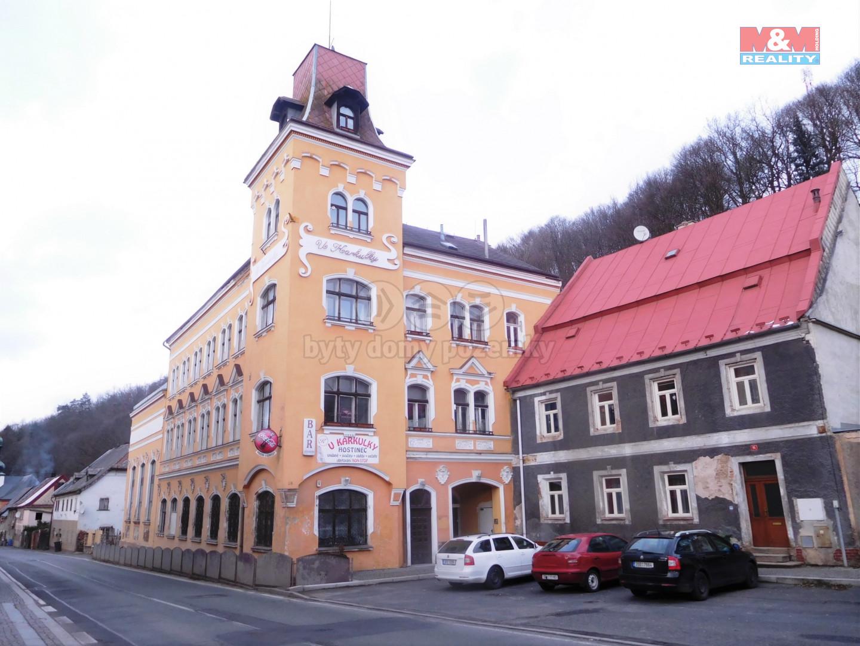 Prodej hotelu, penzionu, 1520 m², Horní Slavkov