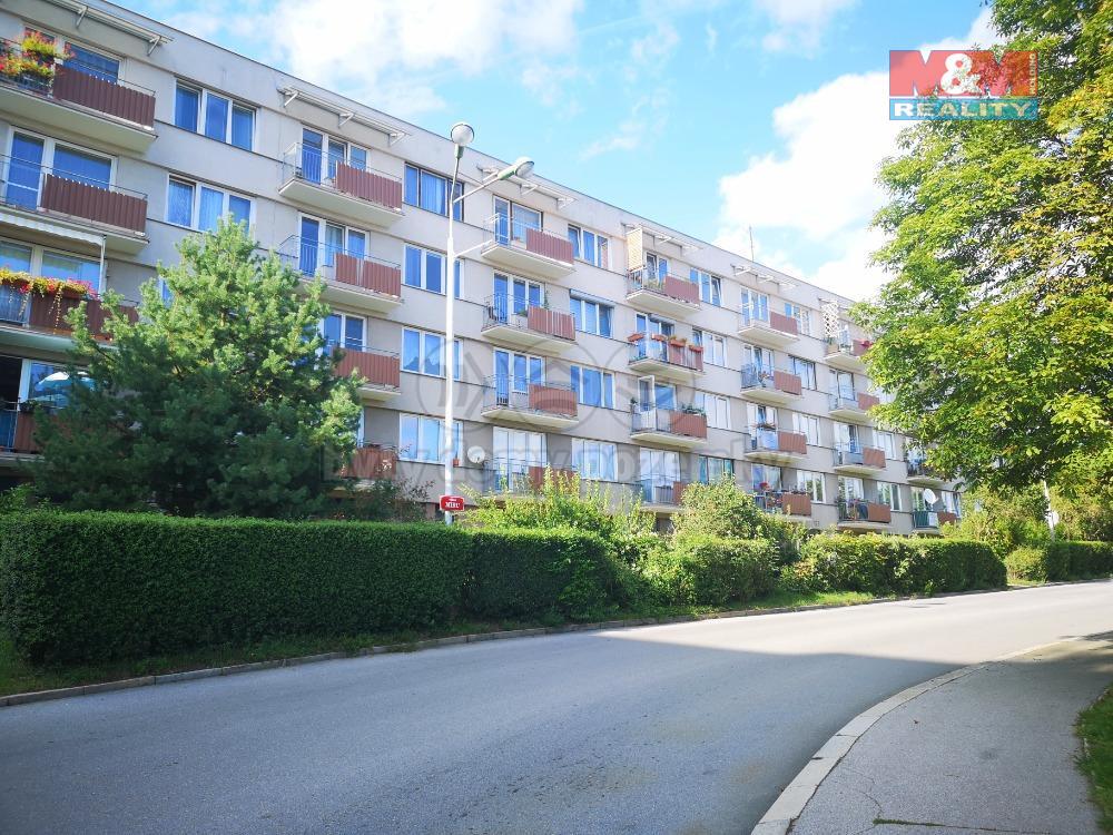 Prodej bytu 3+1, 72 m², Český Krumlov, ul. Špičák