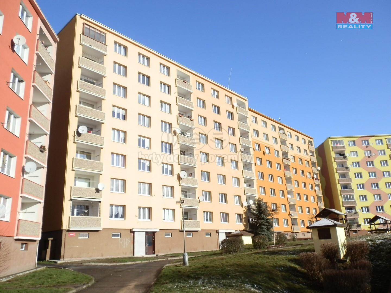 Pronájem bytu 2+1, 60 m², DV, Chomutov, ul. Kamenná