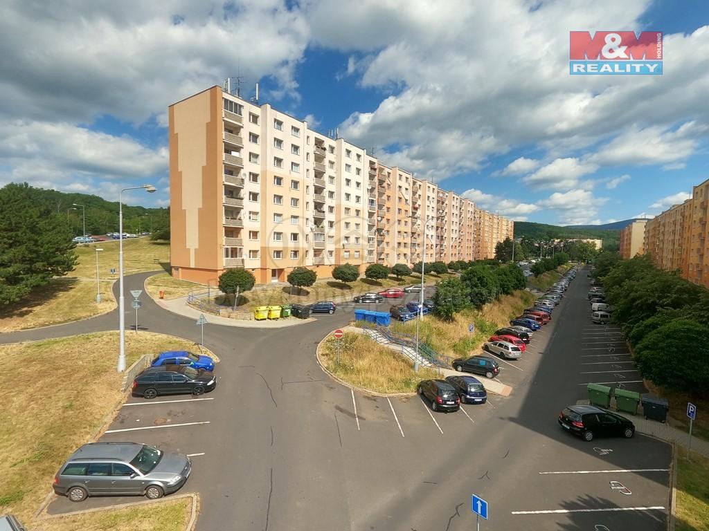 Prodej bytu 3+1, DV, 72 m², Jirkov, ul. Na Borku