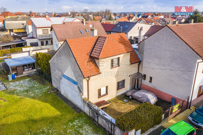 Prodej rodinného domu, 3+1, Brandýs nad Labem-Stará Boleslav
