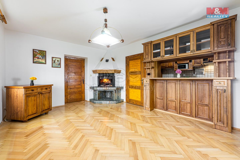Prodej, byt 3+1, Český Krumlov, ul. Serpentina