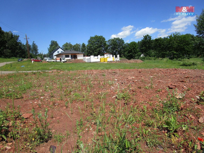 Prodej pozemku k bydlení, 1582 m², Trutnov
