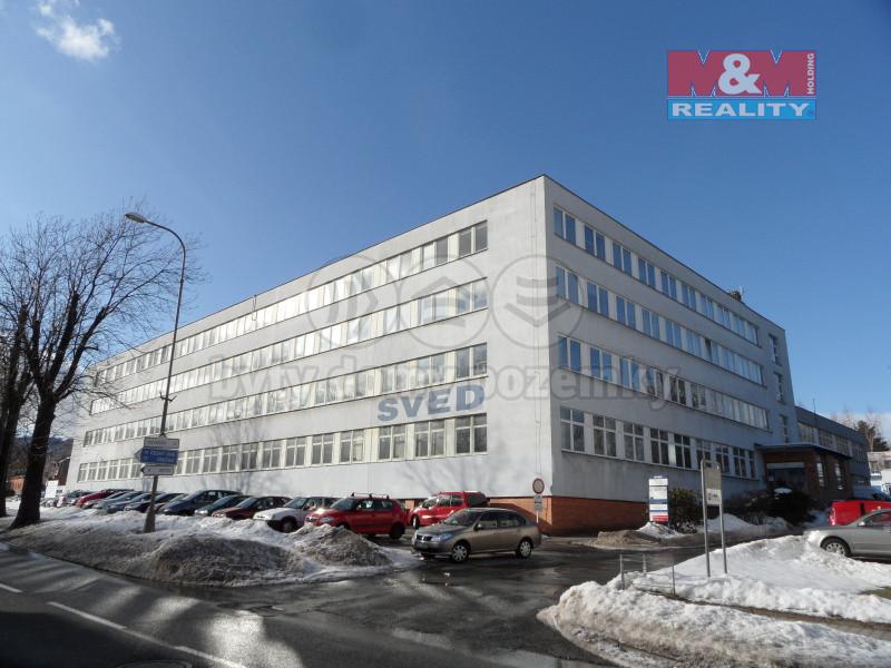 Pronájem kanceláře, 18 m2, Liberec, Františkov