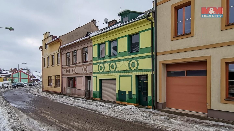 Pronájem bytu 2+1, 50 m², Letohrad, ul. Divadelní