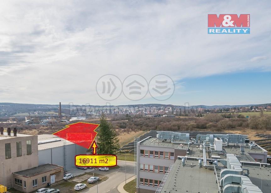 Prodej, pozemek, 16911 m², Mníšek pod Brdy